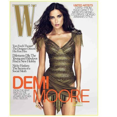 Demi Moore, si belle que ça? Même pas!