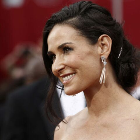 Demi Moore coach virtuelle