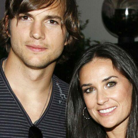 Demi Moore et Ashton Kutcher renonceraient à la Kabbale!