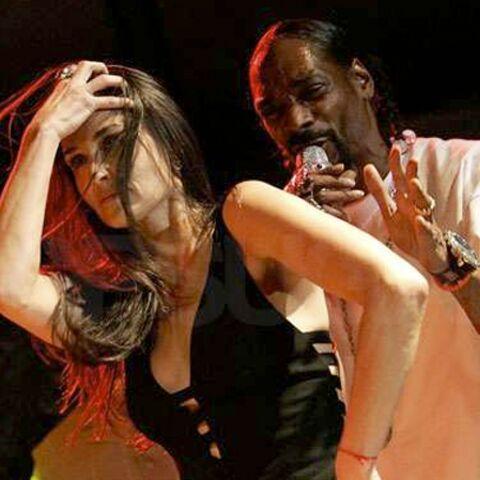 Vidéo – Quand Demi Moore offre une danse sexy à Snoop Dogg