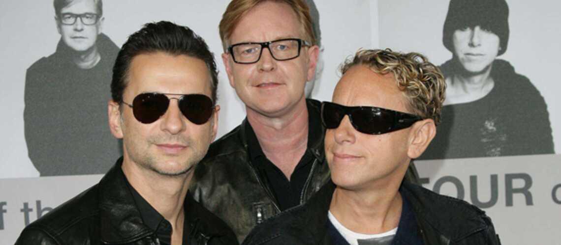 Depeche Mode is back!