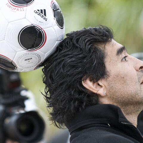 Maradona: sa vie en photos