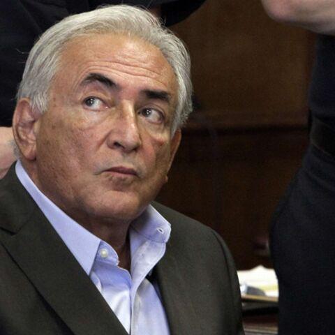 DSK libéré sous caution: soulagement à gauche