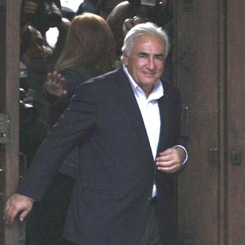 Dominique Strauss-Kahn entendu par la police