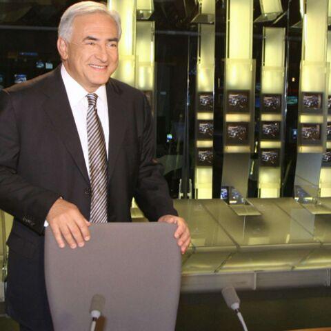 DSK: ses premières paroles pour TF1