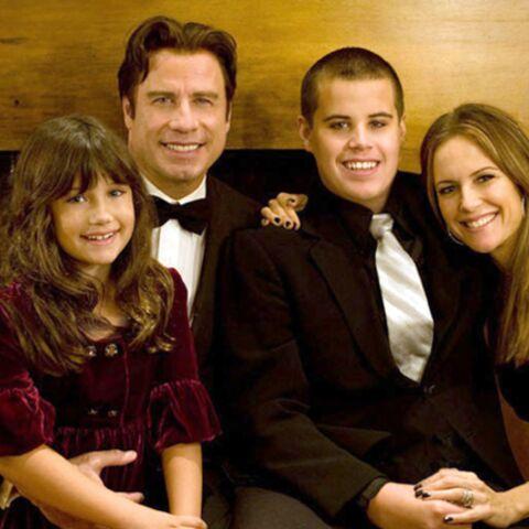 PHOTOS: l'album de famille de Jett Travolta