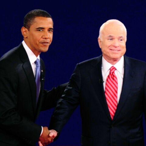 Les étapes clés des campagnes de McCain et d'Obama