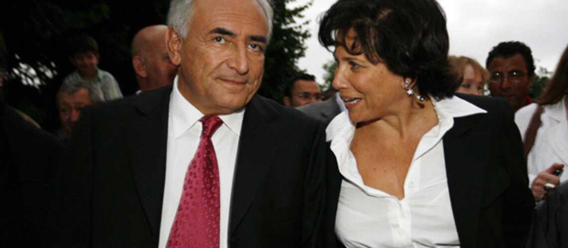Anne Sinclair et Dominique Strauss-Kahn, les nouveaux Clinton