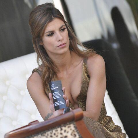 Elisabetta Canalis est au fond du gouffre