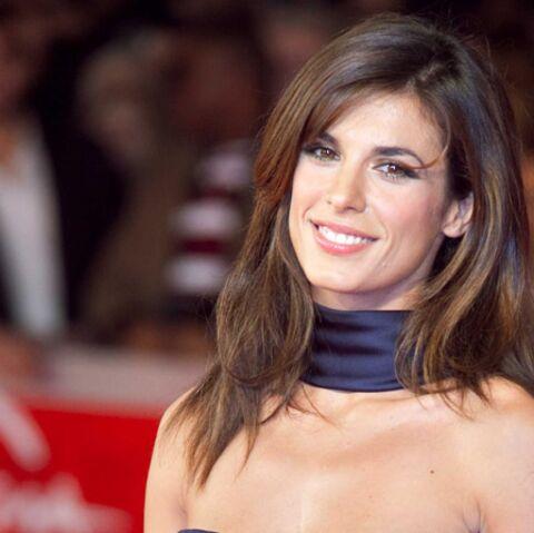 PHOTOS- Elisabetta Canalis pose en lingerie!