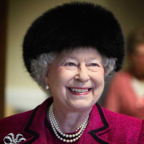 Elizabeth II est bien carrossée
