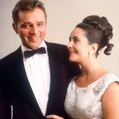 Elizabeth Taylor et Richard Burton: instants volés