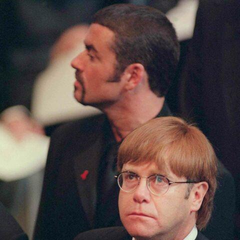 Elton John: avec George Michael, c'est la gay-guerre!