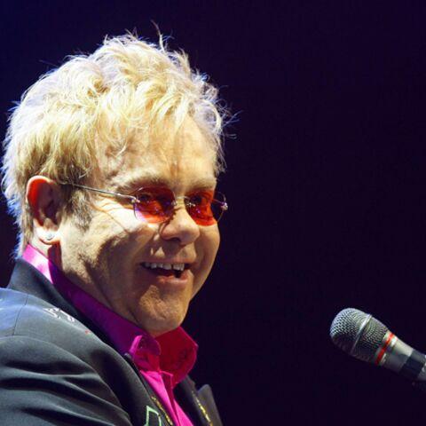 Elton John fait sa déclaration à Ronaldo