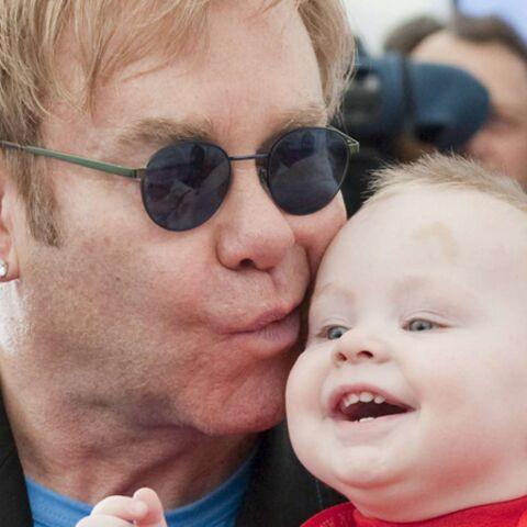 Elton John a des envies d'enfant