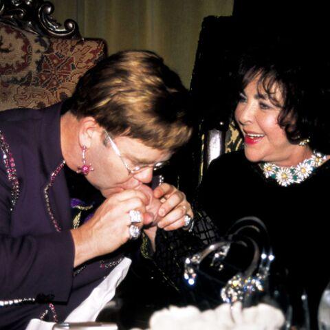 Les stars rendent hommage à Liz Taylor