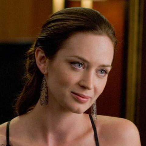 Emily Blunt, étoile de l'Agence