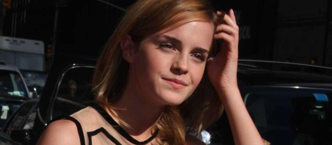 Emma Watson diplômée de Brown