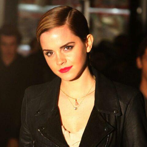 Emma Watson fait l'école buissonière