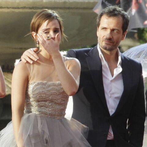 Vidéo – Emma Watson pleure la fin d'Harry Potter