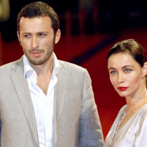 Emmanuelle Béart s'est mariée dans l'intimité