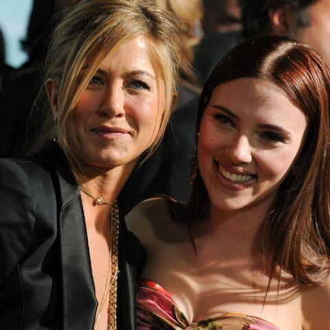 Jennifer Aniston et Scarlett Johansson découvrent Ce Que Pensent Les Hommes