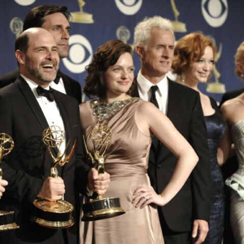 Mad Men et 30 Rock cartonnent (encore) aux Emmy Awards