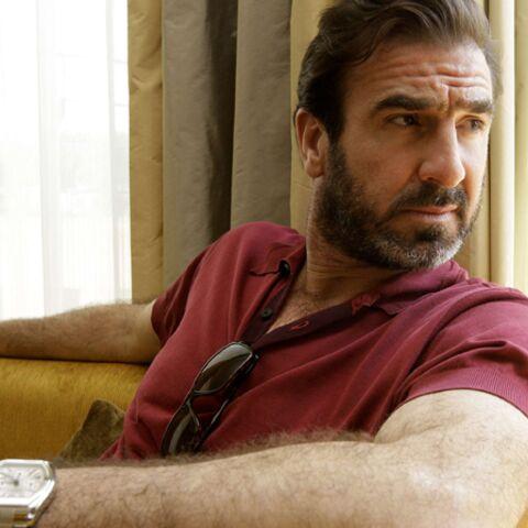 Eric Cantona: le théâtre en famille