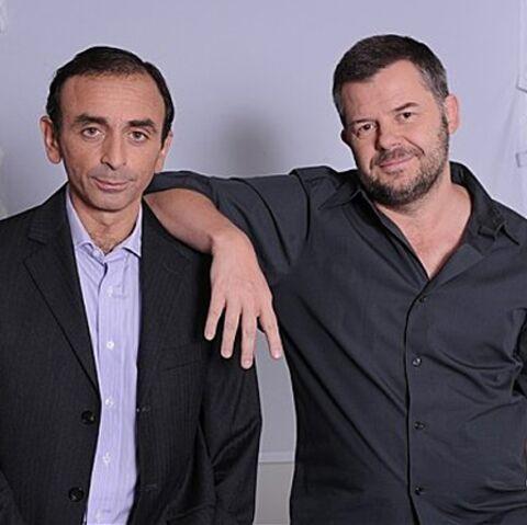 Eric Naulleau et Eric Zemmour réunis sur Paris Première