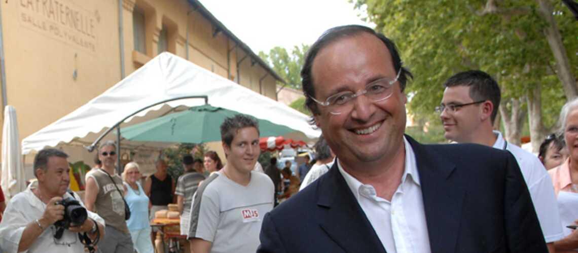 PHOTO – François Hollande s'éclate aux Solidays