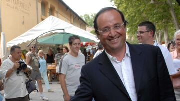PHOTO – François Hollande s'éclate aux Solidays