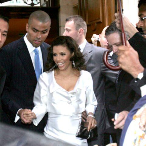 Le mariage d'Eva et Tony