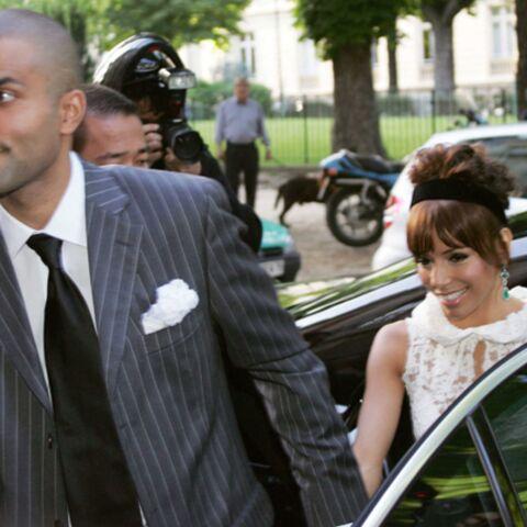 Eva et Tony Parker: leur dîner de mariage chez Baccara