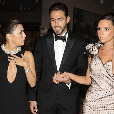 Les folles soirées d'Eva Longoria, Victoria Beckham et Kate Beckinsale