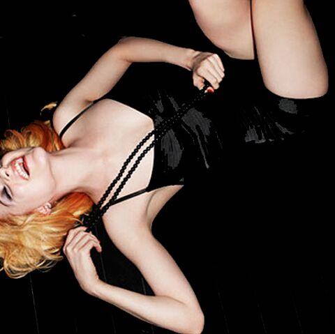 PHOTOS- Evan Rachel Wood déballe son stock sexy