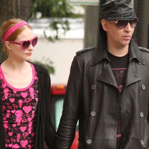 C'est fini entre Marilyn Manson et Evan Rachel Wood