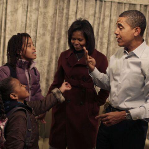 Barack Obama: «Mon nouveau job expliqué à mes filles»
