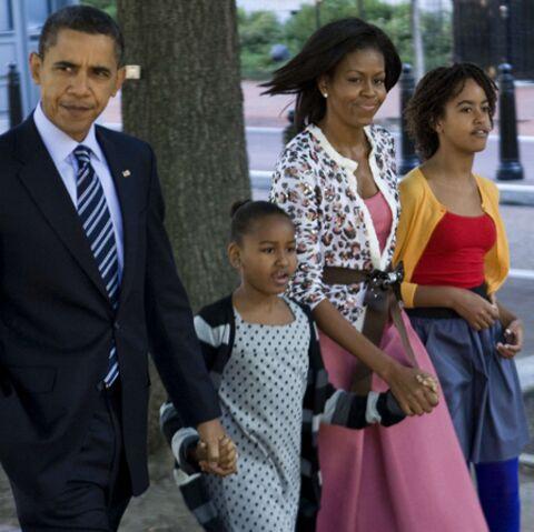 La famille Obama prépare les fêtes