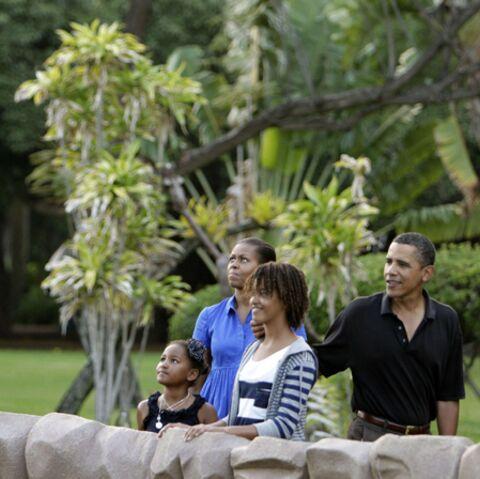 Dans l'intimité des Obama à Hawaï