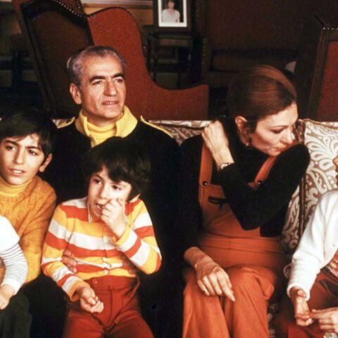 Vidéo: la famille du shah d'Iran en deuil
