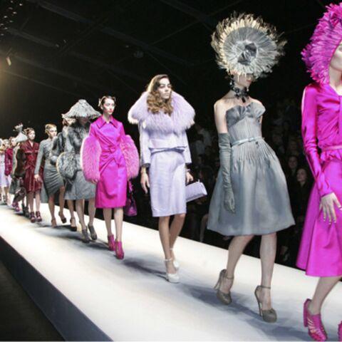 Paris lance sa Fashion week (1/2)