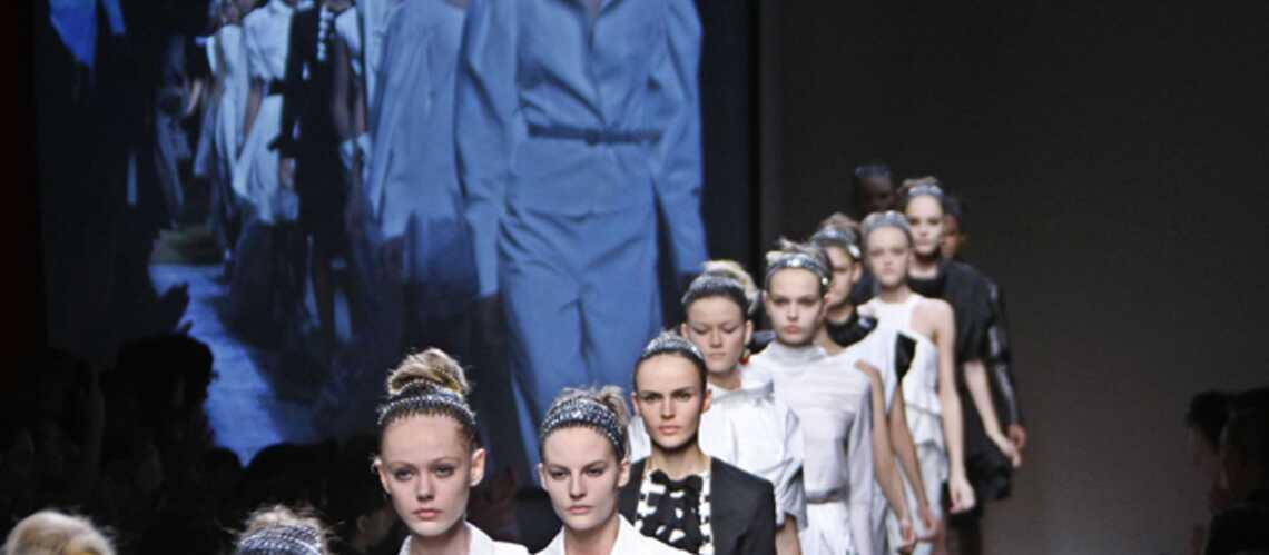 Fashion Week: une mode quasi-tropicale dans un Paris pluvieux