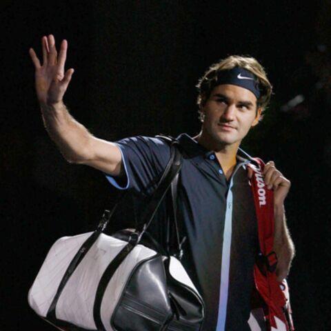 Roger Federer reprend la balle au bond