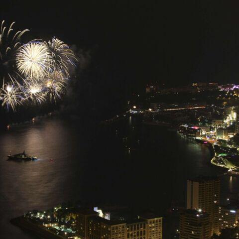 Un «opéra de feu» dans le ciel de Monaco