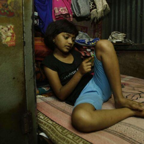 Slumdog Millionaire: la fabuleuse mésaventure d'une fillette «à vendre»