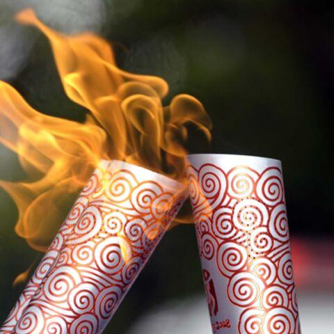 Une ribambelle de stars pour supporter la flamme olympique en Chine