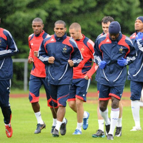 Les Bleus sont éliminés de l'Euro 2008