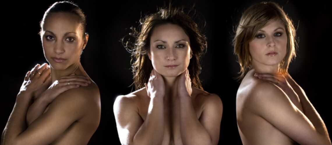 Football féminin: elles posent nues pour réveiller les médias