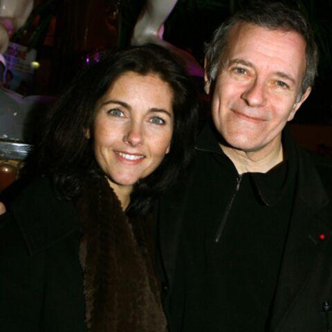 Francis Huster et Cristiana Reali, séparés mais toujours complices