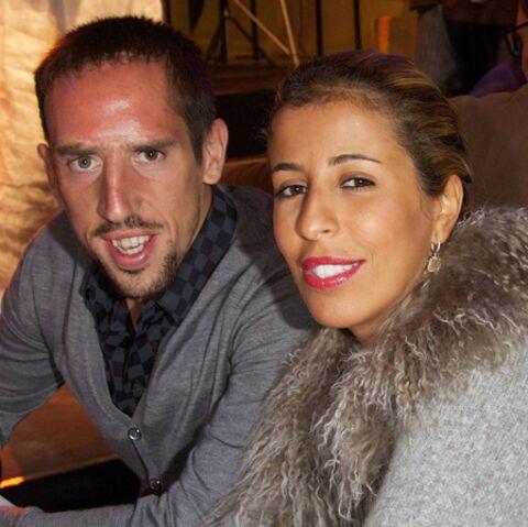 Franck Ribery va avoir un fils